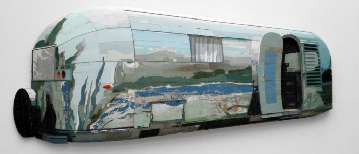 Ron van de Ende, Airstream