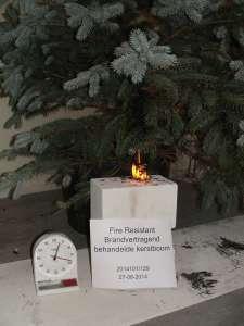 Kerstboom test volgens NTA:8007